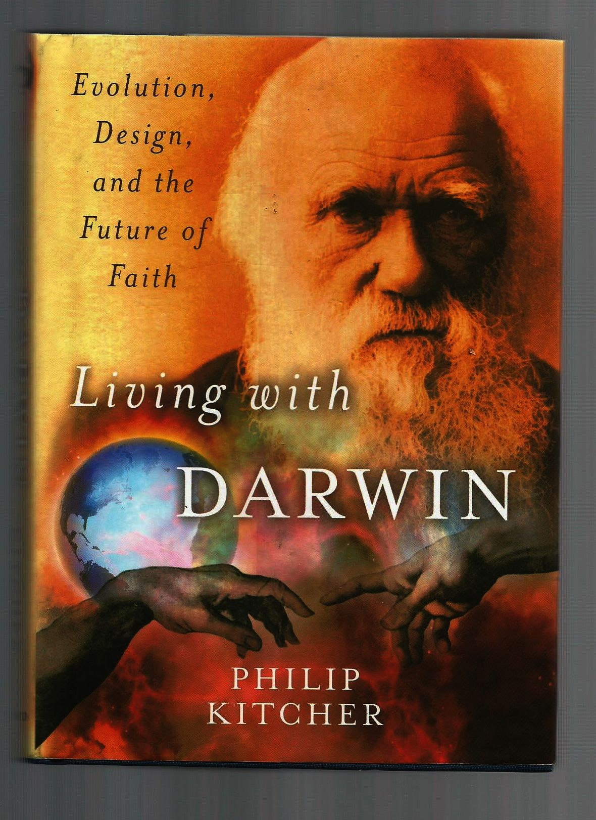 Living With Darwin By Philip Kitcher First Edition 2007 From Charles B Andrews Sku Gar126