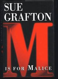 M Is for Malice by Grafton, Sue - 1996