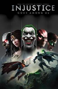 image of Injustice: Gods Among Us Volume 1 TP: 01