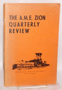 The A.M.E. Zion quarterly review: vol. lxxvi, no. 2 (Summer 1964)