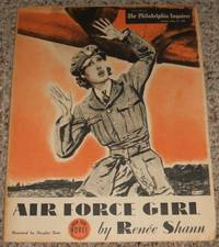 image of Air Force Girl  Sunday Fiction supplement from The Philadelphia Inquirer for May 23rd 1943