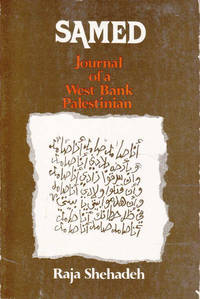 Samed: Journal of a West Bank Palestinian