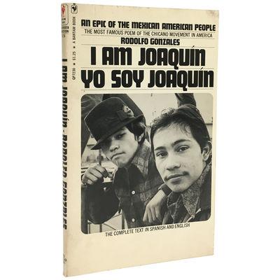 I Am Joaquín / Yo soy Joaquín: An...