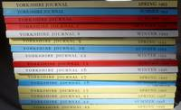 Yorkshire Journal Spring 1993 - Spring 1999 { Incomplete Run of 15 Volumes }