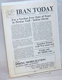 Iran Today. Special Spring Mobilization edition