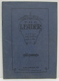 THE LEADER, A BOOK OF SONGS FOR DAY SCHOOLS AND INSTITUTES