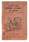 View Image 1 of 3 for Les Trois Crimes, Rawdon, St-Canut, St-Liboire, Histoire Complete.. Inventory #71524