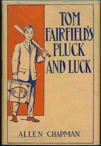 image of Tom Fairfield's Pluck and Luck or Working to Clear His Name