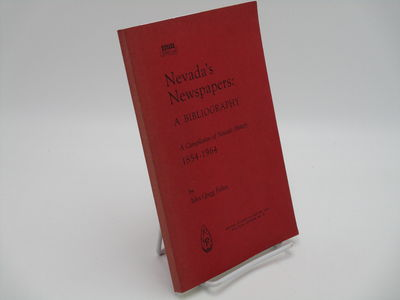 Reno. : University of Nevada Press., 1964. Softcover, red printed wraps. . Very good. . 23x15 cm. . ...