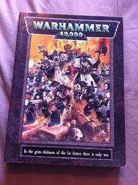 WARHAMMER 40,000: IN THE GRIM DARKNESS OF THE FAR FUTURE THERE IS ONLY WAR