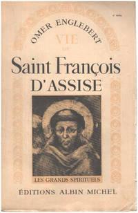 image of Vie de saint françois d'assise