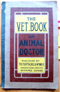 The Vet. Book Or Animal Doctor