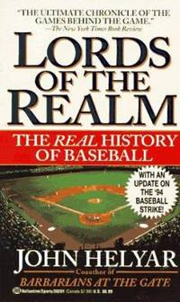 image of Lords of the Realm : The Real History of Baseball