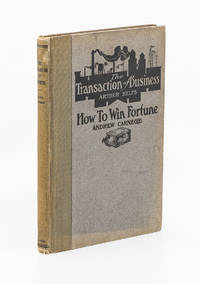 image of The Transaction of Business; How to Win Fortune