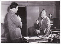 image of Original photograph of Joseph L. Mankiewicz and Darryl F. Zanuck, circa 1950
