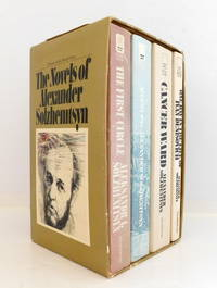 The Novels of Alexander Solzhenitsyn: 4-book Set (Cancer Ward, August 1914, the First Circle, One Day in the Life of Ivan Denisovitch