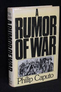 A Rumor of War by Philip Caputo  - Hardcover  - Book Club Edition  - 1977  - from Walnut Valley Books/Books by White (SKU: 010161)