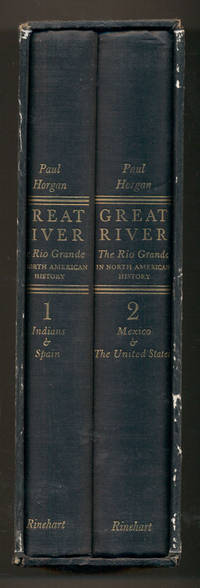 image of Great River: The Rio Grande in North American History (two volume set)