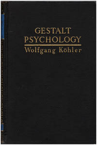 image of Gestalt Psychology: An Introduction to New Concepts in Modern Psychology