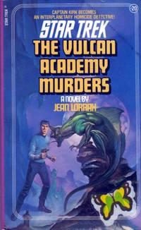 The Vulcan Academy Murders (Star Trek #20)