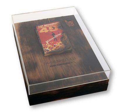 Fahrenheit 451 [Artist Book]