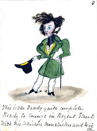 The Dandy's Toilet, or, How to be a Beau