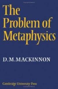 The Problem of Metaphysics
