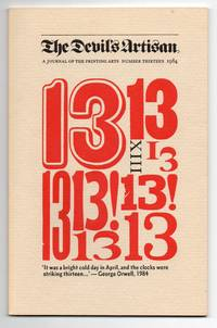 image of The Devil's Artisan: A Journal of the Printing Arts, Number Thirteen