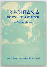 Tripolitania.  The Country & Its People.