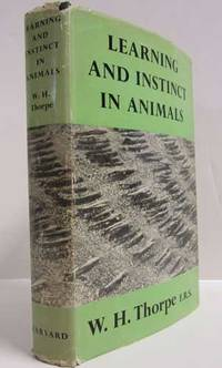 Learning and Instinct in Animals