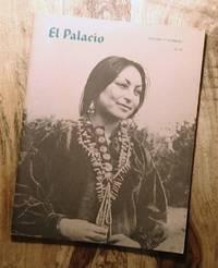 EL PALACIO : MAGAZINE OF THE MUSEUM OF NEW MEXICO : Volume 79, No 1, June 1973