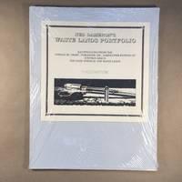 Ned Dameron's Waste Lands Portfolio [With Print Design, Jacket Design]