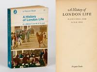 image of A History of London Life.