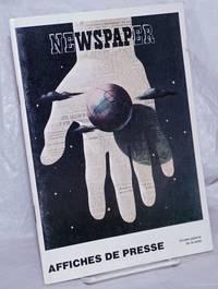 image of Affiches de Presse: almanachs - feuilletons - journaux. Du 1er février au 31 mars 1984