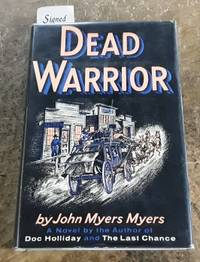 image of Dead Warrior (First Edition SIGNED) John Rhodes Personal Copy