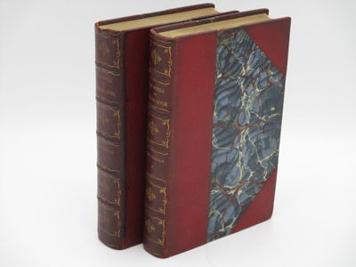 Boston. : Little, Brown & Co. , 1894 . Limited edition, #370 of 1250 copies. . Contemporary half red...
