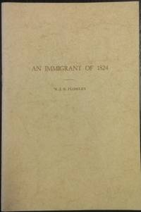An Immigrant of 1824.