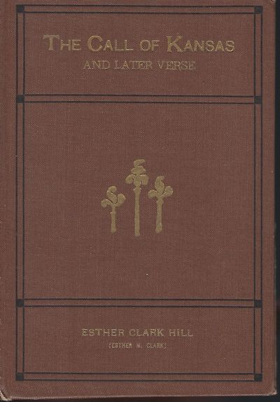 [Cedar Rapids, Iowa: The Torch Press, 1922. Limited Edition of 1,000 copies. Signed presentation fro...