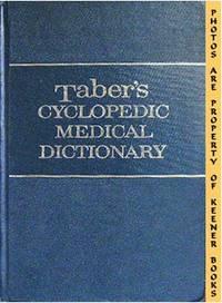 tabers cyclopedic medical dictionary