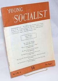 image of Young socialist; Vol. 3 No. 4, Whole No. 14, October 1965