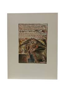 Individual Facsimile Prints from the Trianon Press; Jerusalem, Cunliffe Copy B, plate 6 by  William Blake - from Archives Fine Books  (SKU: 1181)