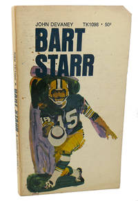 BART STARR by John Devaney - Paperback - Third Printing - 1968 - from Rare Book Cellar and Biblio.com