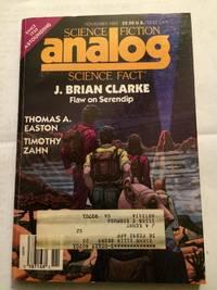 Analog Science Fiction and Fact Magazine, November 1989