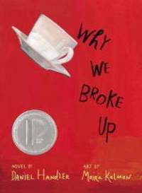 Why We Broke Up by Daniel Handler - 2011-01-03 - from Books Express and Biblio.com