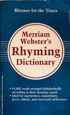 Merriam Webster's Rhyming Dictionary