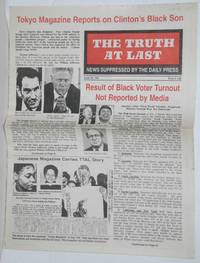 The Truth at Last, issue 409 News suppressed by the daily press