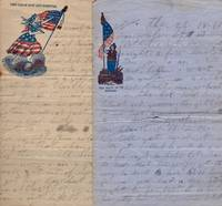 (6) Civil War Letters written and related to William Sebolt Sergeant Company H. 43rd Regiment, New York