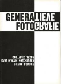 Generatieve Fotografie : Gottfried Jäger - Karl Martin Holzhäuser - Pierre Cordier