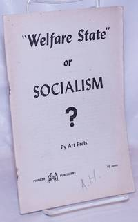 image of Welfare state,