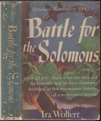 image of Battle for the Solomons: October - November 1942. (1943)(1st printing)
